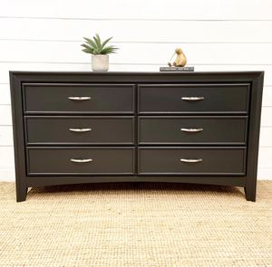 Refinished six Drawer Dresser for Sale in Seattle, WA