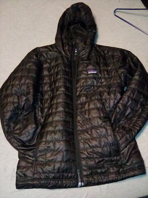 Patagonia men's nano puff hoody jacket for Sale in Garden Grove, CA