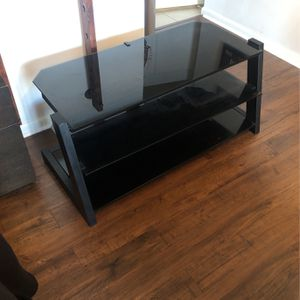 Glass Media console for Sale in Arlington, VA