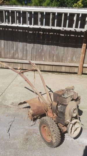 Troy built rototiller for Sale in Tacoma, WA