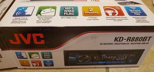JVC Car stereo CD receiver for Sale in North Las Vegas, NV