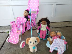 American Girl / Play dolls and more for Sale in West Chicago, IL