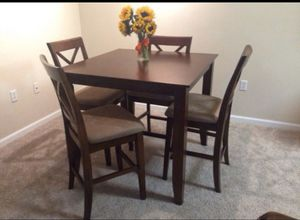 Dining pub table for Sale in Rancho Cucamonga, CA