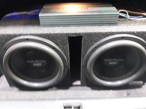 Power Acoustik Bamf 12s for Sale in Virginia Beach, VA