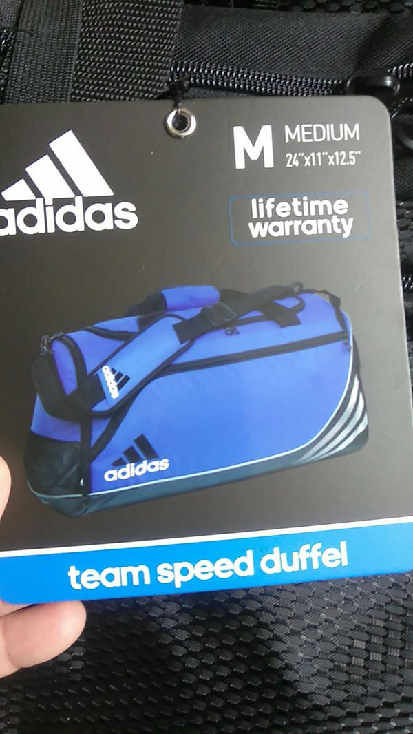 Team speed duffel