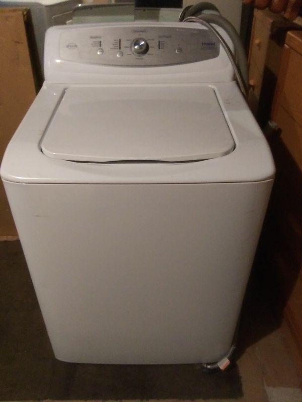 GAS Washer/Dryer