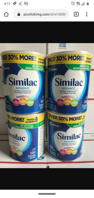 Similac advance for Sale in Covington, WA