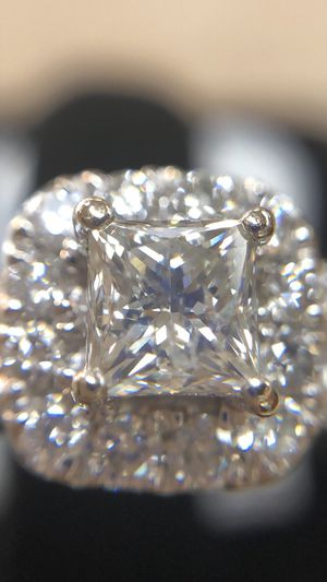 14kt White gold Engagement ring for Sale in Norcross, GA