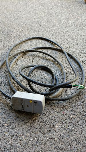 Hot tub electric cord for Sale in Beaverton, OR