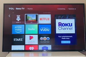 """48"""" Roku Smart TV by TCL for Sale in San Clemente, CA"""