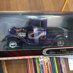 1934 Ford Pick Up Pro Street 1:18 for Sale in Macomb,  MI