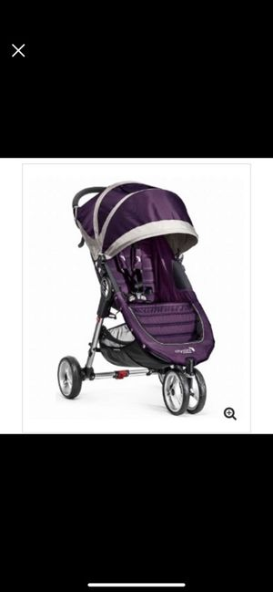Baby Jogger City Mini stroller purple for Sale in Los Angeles, CA