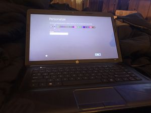 Windows 8 Hewitt packed lab top for Sale in Chatsworth, GA