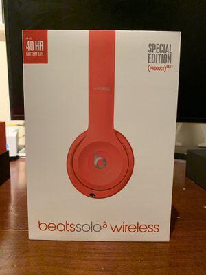 wireless beats solo3 for Sale in Troy, MI