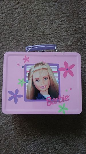 Vintage Barbie Lunchbox for Sale in Las Vegas, NV