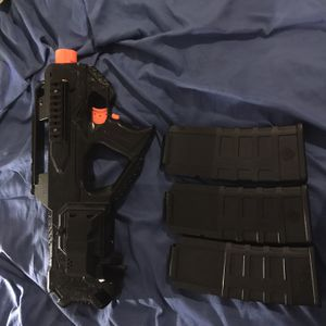 Nerf rayven modified for Sale in Clarksville, TN