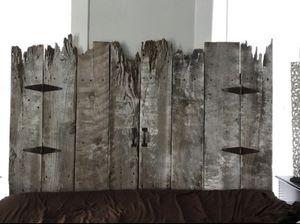 FREE wood headboard for Sale in Dallas, TX