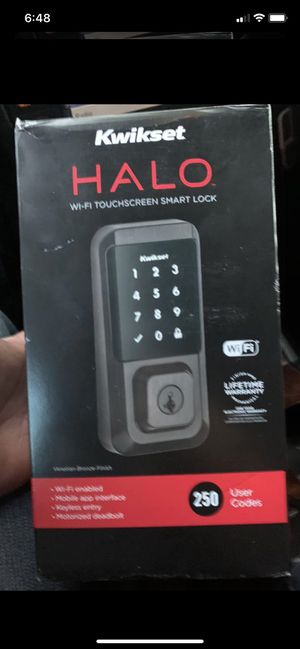 Halo Smart lock New for Sale in Tampa, FL