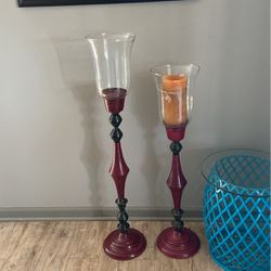 Candle Stands- Talls for Sale in Bloomington,  IL
