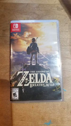 Zelda for Nintendo Switch for Sale in San Marcos, TX