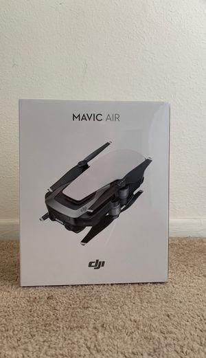 Brand New DJI Mavic Air Arctic white for Sale in Costa Mesa, CA