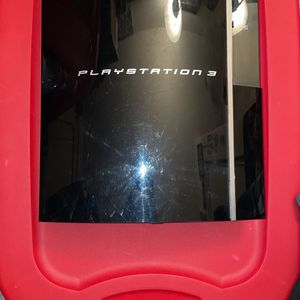 Fully Functional PlayStation 3 40 Gb Model No CECHK01 Black for Sale in Soledad, CA