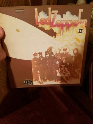 Led Zeppelin Vinyl Record for Sale in Florence, KY