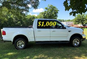 ✅💲1,OOO I'm seling URGENTLY 2OO2 Ford F-15O XLT✅ for Sale in Arlington, VA