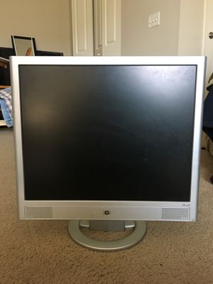 hp computer monitor with built in speakers for Sale in Westerville, OH