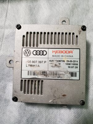 OEM Part # 4G0 907 397 P VW Audi LED Control Unit Module Computer ECU for Headlight for Sale in Waukegan, IL