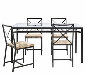 Dining table with chairs for Sale in Sunnyvale, CA