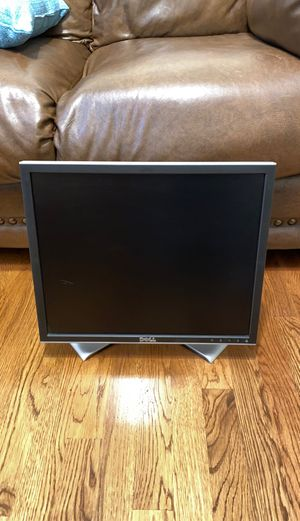 "19"" Dell computer monitor for Sale in Simpsonville, SC"