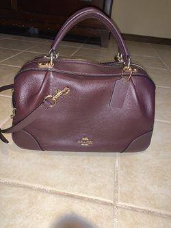 Coach Purse for Sale in Milton,  VT