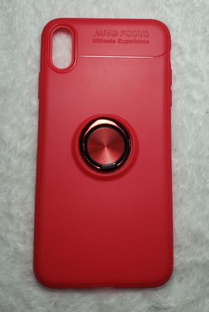 IPhone XS Max Phone Case Red for Sale in Vancouver, WA