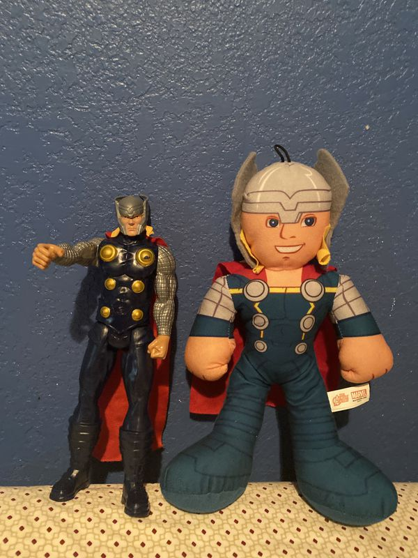 Marvel Thor figure lot