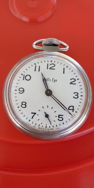 Old pocket watch. Looks great and works perfectly for Sale in Santa Maria, CA
