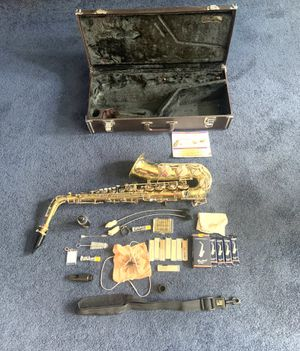 Yamaha Saxophone Model # Yas-23 041348 A / Saxophone Instrument with Case and Accessories for Sale in Allen Park, MI