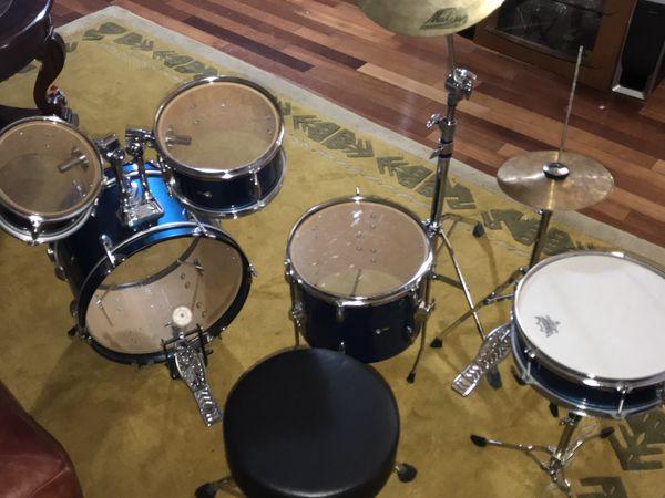 Sabian drum set
