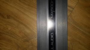 JL Audio MX500/1 for Sale in Las Vegas, NV