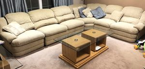 Couch , coffee table , end table for Sale in Oceanside, NY