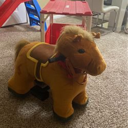 Electric Ride On Horse for Sale in Pickerington,  OH