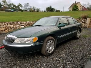 1998 Lincoln continental for Sale in Lock Haven, PA