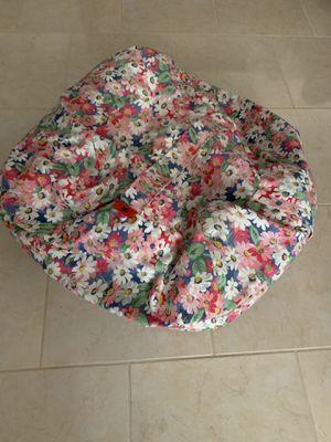 Kids stuffed animal storage beanbag for Sale in Chandler, AZ