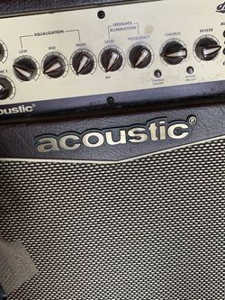 Acoustic Amp for Sale in Dallas,  TX