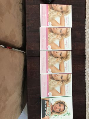 Workout DVDs Tracy Anderson Metamorphosis for Sale in Rockville, MD