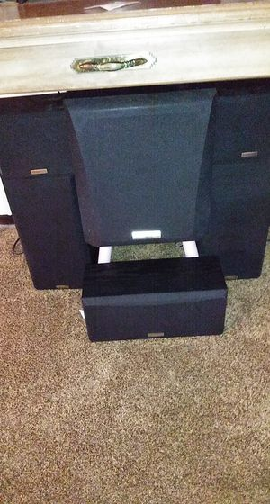 Kenwood speakers home theater for Sale in Collinsville, IL