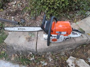 Stihl Chainsaw for Sale in Gladstone, MI