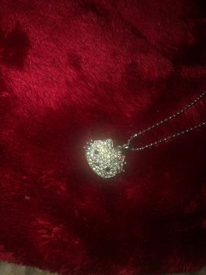 Hello kitty necklace for kid for Sale in Fresno, CA