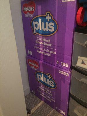 Huggies diapers for Sale in Vero Beach, FL