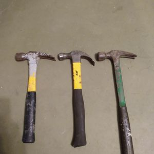 Claw Hammer About 16-24oz $5 Each If Picked Up Directly Or $17.99 For All 3 Shipped for Sale in Kissimmee, FL